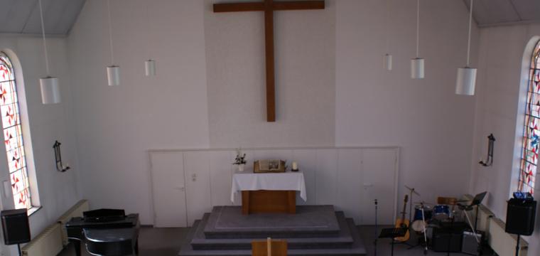 Gottesdienste starten am 10.5.