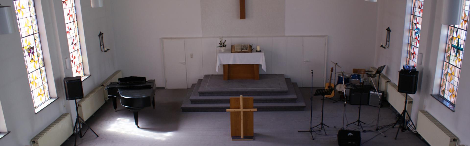 Gottesdienst mit Gastprediger