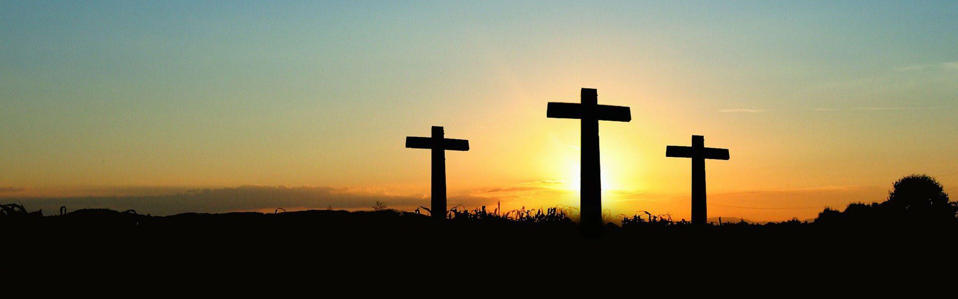 Unsere Hoffnung ist dasKreuz