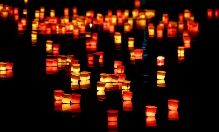 Lichterfest in Dorsten
