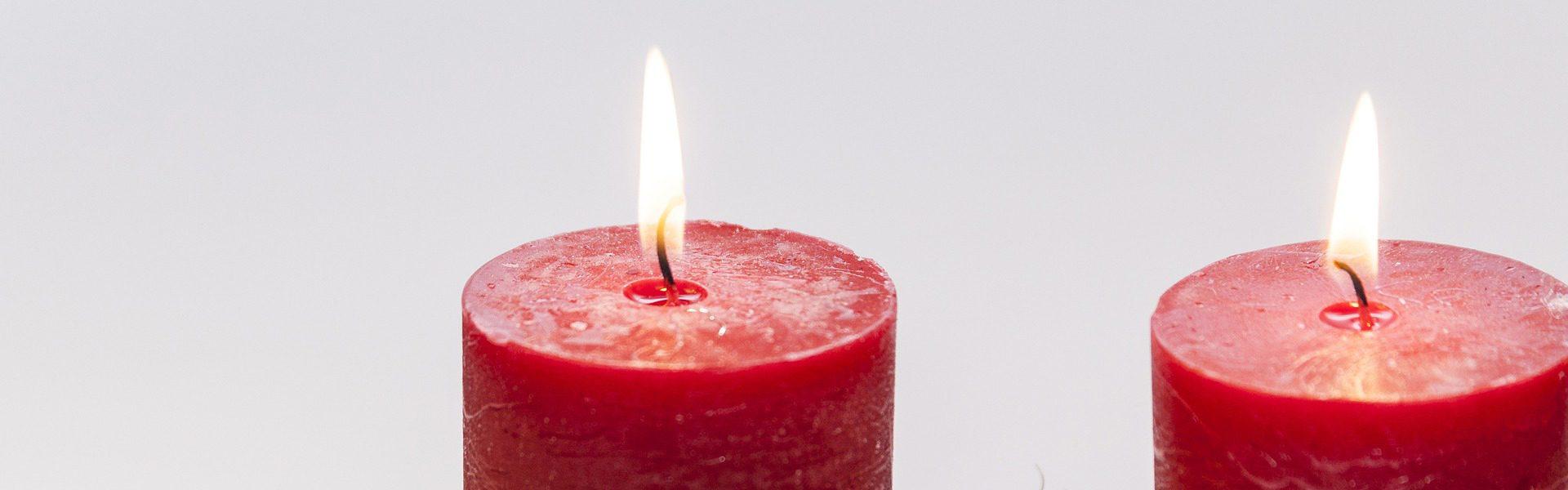 Wir wünschen euch einen gesegneten 2. Advent
