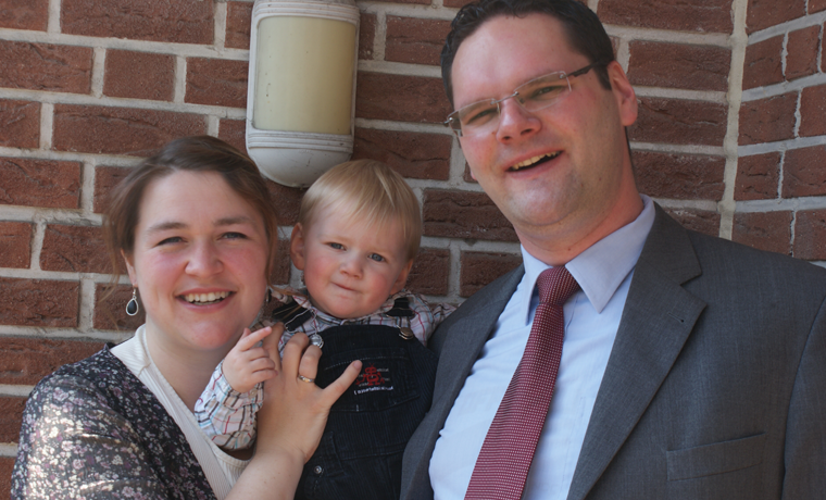 Pastor Marco Fischer verabschiedet sich nach über 9 Jahren