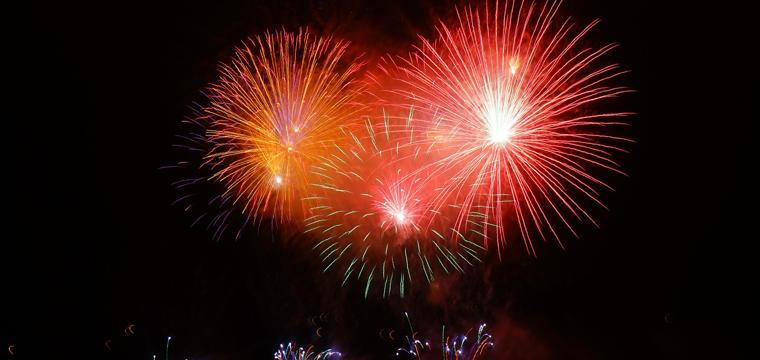 Wir wünschen euch an frohes neues Jahr!