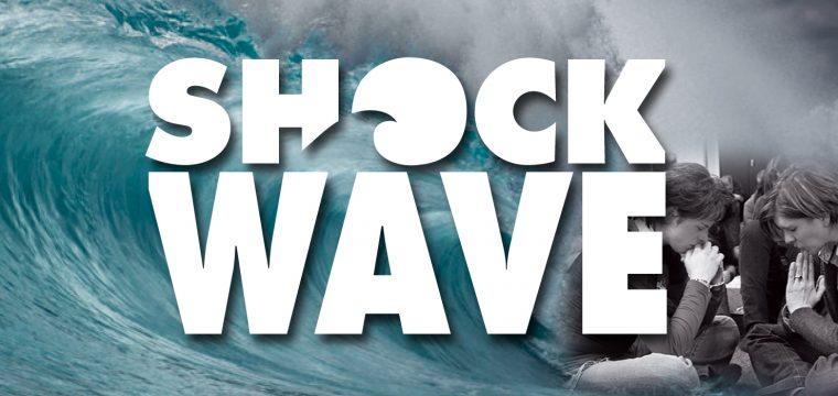 Shockwave 2018 — Wir beten für verfolgte Christen