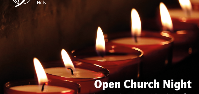 Mehr In­for­ma­tionen zur Open Church Night